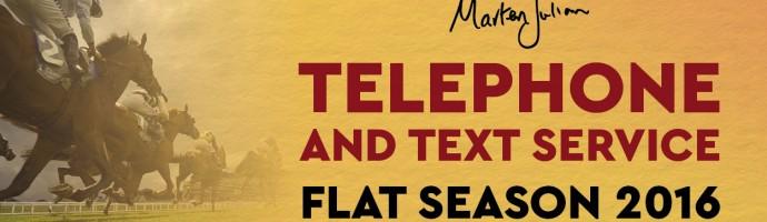 Tel Text Header Flat 2016