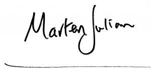 Marten Julian full signature