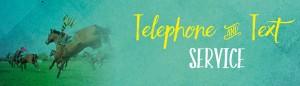 Telephone & Text Service