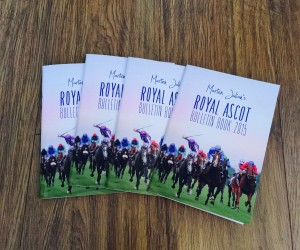 Marten Julian Royal Ascot Bulletin Books 2015